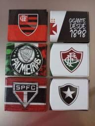 Carteiras Slim de Times Brasileiros