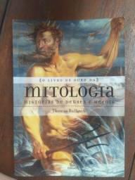 Livro sobre mitologia