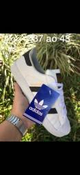 Título do anúncio: Sapatos Adidas e Nike