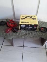 Carregador de bateria vonder 220w