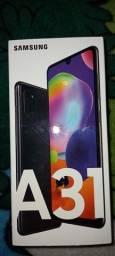 Samsung A31 NOVO na caixa lacrada zero