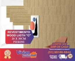Revestimento Wood Ligth - Comercial - 20 x 30cm