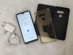 Celular LG K50S em ótimo estado
