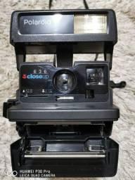 Título do anúncio: Polaroid 636 CloseUp Made in England usada