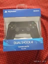Controle Original PS4 lacrado