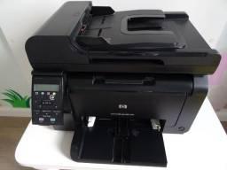 Multifuncional Hp M175A Colorida a Laser ( Toners)