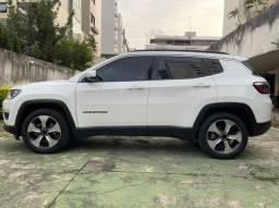 Jeep Compass Longitutde 2.0 2018/2018 4X2 Flex