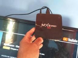 Vendo TV 32 polegadas acompanhar tv box 700