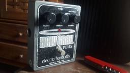Pedaleira reverb Holy Grail Plus electro harmonix made in nyc, USA