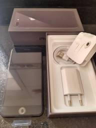 iPhone 8 Plus 64GB - BLACK! BATERIA 100%