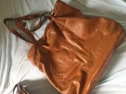 Bolsas couro legítimo