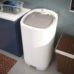 Lavadora semiautomática modelo Family Lite (suporta 10kg) / 127v / Produto NOVO