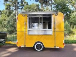 Título do anúncio: Trailer Food Truck