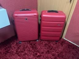 Malas de viagem Grande cor vermelho ?