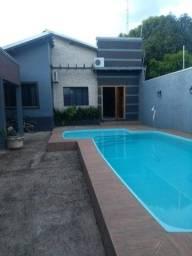 Título do anúncio: Belíssima casa com piscina