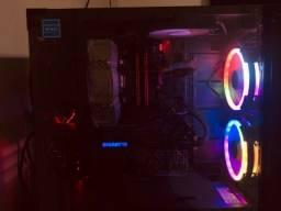 Título do anúncio: PC Intel I5 7600k com MOBO z270-XP sli