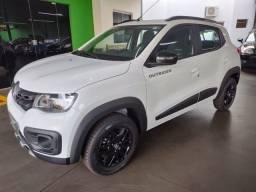 Título do anúncio: Renault Kwid Outsider 1.0 Branco