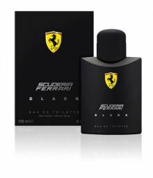Perfume Ferrari Black 125Ml | Original Importado dos USA