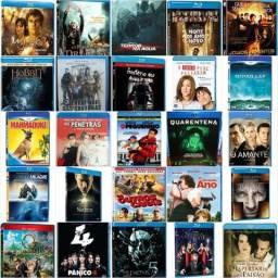 Blu-rays originais - à R$15,00 cada