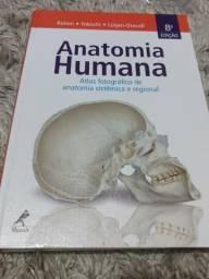 Atlas fotográfico de Anatomia Humana - Rohen e Yokochi