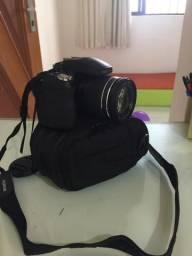 Vendo câmera fotográfica fujifilm hs10