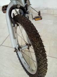 Bicicleta aro 14 aluminio