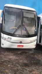 Ônibus g7 1200 Scania k310 com ar e Wc - 2010
