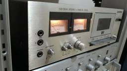 Tape Deck Gradiente CD 2500. Excelente estado