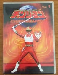 DVD changeman