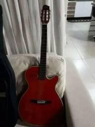 Remato violão Godin top de linha