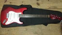 Troco Guitarra EAGLE por Violão elétrico