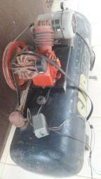 Compressor 200 lts 1500,00 reais