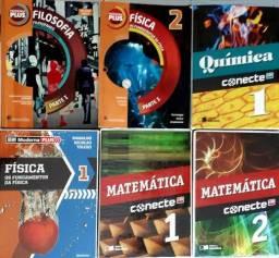 Livros Ensino Médio - Preços a partir de R$50,00