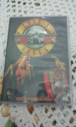 Dvd original do guns n roses