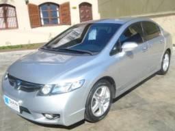 Honda civic 2009 1.8 exs 16v flex 4p automÁtico - 2009