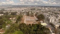 Terreno à venda, 127 m² por r$ 179.089 - pinheirinho - curitiba/pr