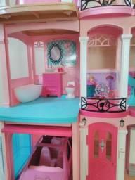 Casa dos sonhos Barbie