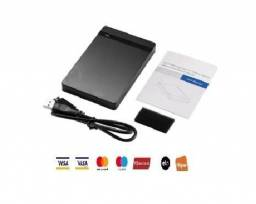 Hd Ssd 120gb, Case Externo Usb 3.0 Games & Play