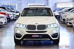 BMW X4 BMW X4 2.0 XDRIVE28I 245HP TETO 34 MIL 4P - 2016
