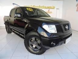 Adquira Sua Nova Nissan Frontier sel cd 4x4 tb diesel Completa 2010 Sem Juros Abusivos! - 2010