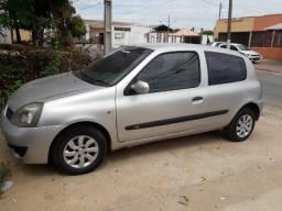 Renault Clio Prata-gas(doc. em dia, ótimo estado) - 2006