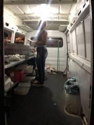 Sprinter Food Truck Crepe - 2005