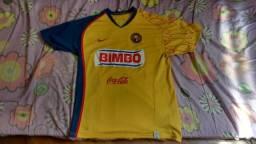 fe50c49a9b459 Camisa America do México Original.TAMANHO M