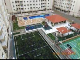Apartamento de 2 quarto, sendo 1 suíte, varanda e vaga de garagem - Itaboraí