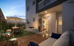 Região de nova iguaçu -Apartamento com Quintal - 2 Qrts - Lazer completo
