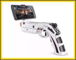Controle Ipega Bluetooth Celular Ar Air Gaming Gun Pg-9082, usado comprar usado  Recife