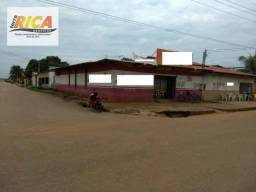 Ponto comercial à venda no bairro Tiradentes-Porto Velho