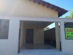 Alugo casa em Luzimangues