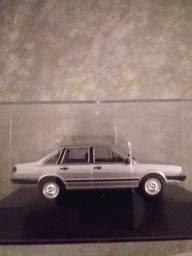 Miniatura Volkswagen Santana.