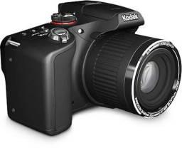 Camera kodak com acessorios